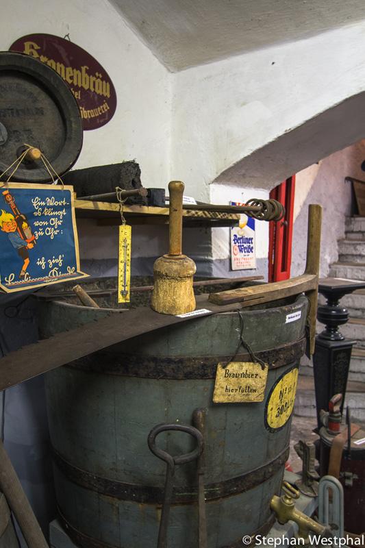 Böttgerhammer und Eissäge