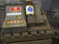 Etiketten-Anleim-Apparat