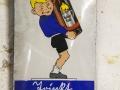 "Originales Blechschild "" Berliner Kindl"""