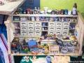 Spielzeugausstellung: Kaufmannsladen